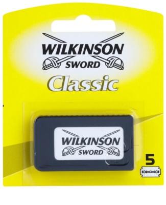 Wilkinson Sword Classic Змінні картриджі 5 Шт