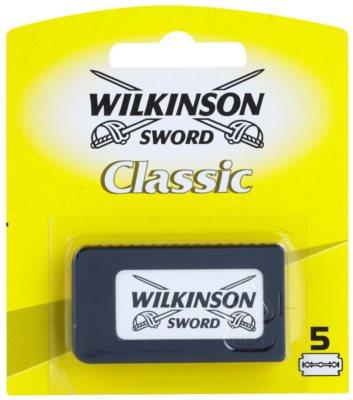 Wilkinson Sword Classic náhradné žiletky 5 ks