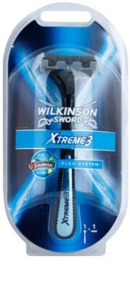 Wilkinson Sword Xtreme 3 máquina de barbear