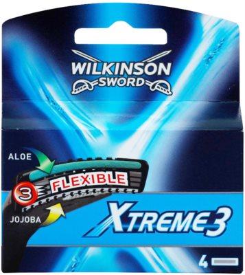 Wilkinson Sword Xtreme 3 nadomestne britvice 4 kos