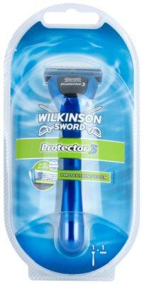 Wilkinson Sword Protector 3 borotva