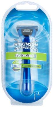 Wilkinson Sword Protector 3 máquina de barbear