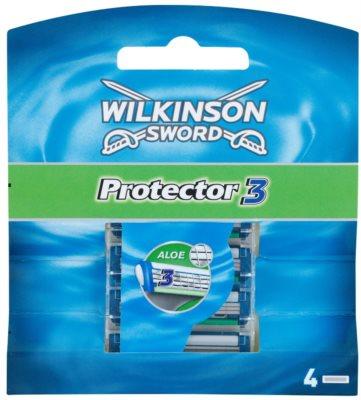 Wilkinson Sword Protector 3 tartalék pengék