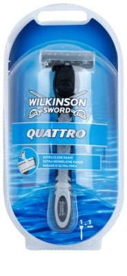 Wilkinson Sword Quattro holicí strojek