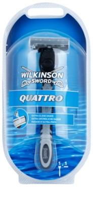 Wilkinson Sword Quattro maszynka do golenia
