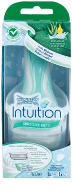 Wilkinson Sword Intuition Sensitive Care máquina de barbear