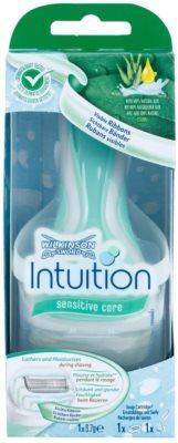 Wilkinson Sword Intuition Sensitive Care maquinilla de afeitar