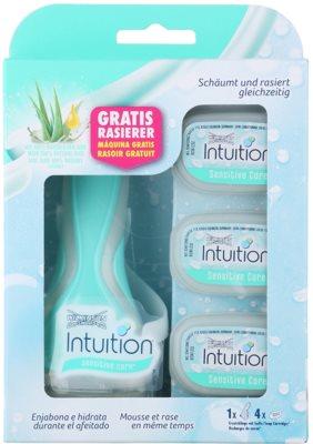 Wilkinson Sword Intuition Sensitive Care Rasierer Ersatzklingen 4 pc