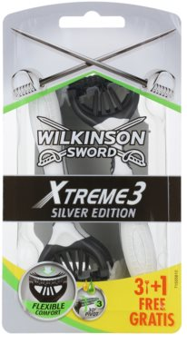 Wilkinson Sword Xtreme 3 Silver Edition самобръсначки за еднократна употреба