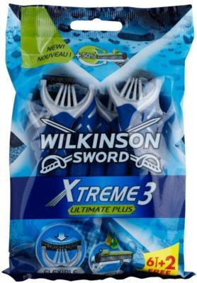 Wilkinson Sword Xtreme 3 Ultimate Plus jednorazowe maszynki do golenia 8 szt