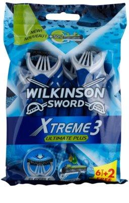 Wilkinson Sword Xtreme 3 Ultimate Plus maquinillas desechables 8 uds