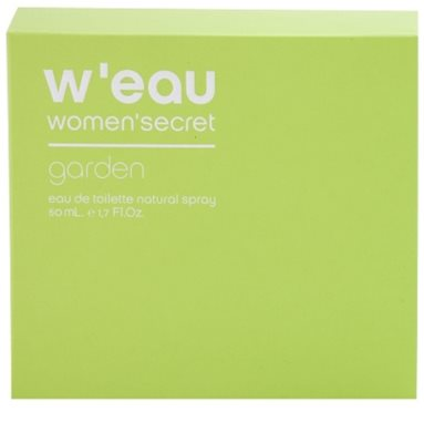 Women'secret W´eau Garden Eau de Toilette für Damen 4