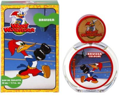 Woody Woodpecker Bruiser eau de toilette para niños