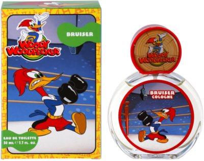 Woody Woodpecker Bruiser toaletní voda pro děti