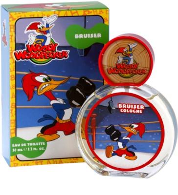 Woody Woodpecker Bruiser eau de toilette gyermekeknek 1