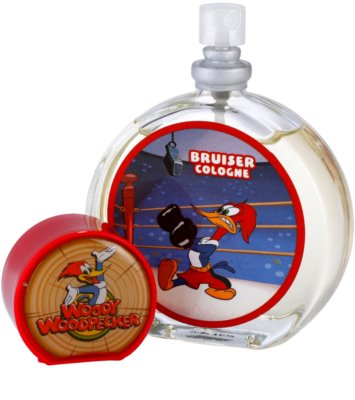 Woody Woodpecker Bruiser тоалетна вода за деца 3