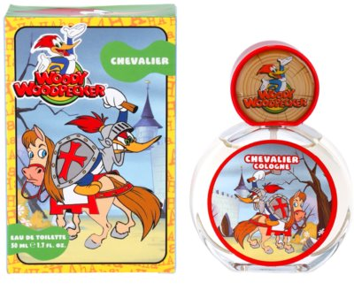 Woody Woodpecker Chevalier Eau de Toilette für Kinder