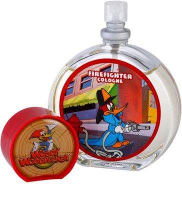Woody Woodpecker Firefighter toaletní voda pro děti 3