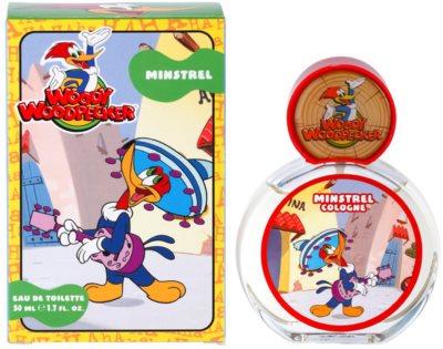 Woody Woodpecker Minstrel woda toaletowa dla dzieci