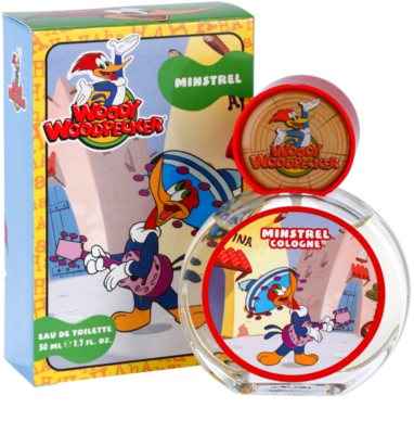 Woody Woodpecker Minstrel toaletní voda pro děti 1