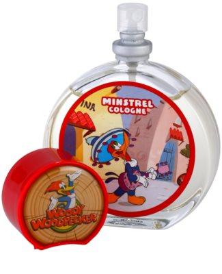 Woody Woodpecker Minstrel woda toaletowa dla dzieci 3