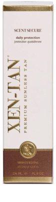 Xen-Tan Care emulsja nawilżająca neutralizujący zapach produktów samoopalających 2