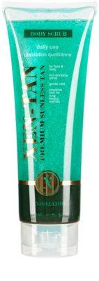 Xen-Tan Care exfoliante corporal para prolongar el efecto de bronceado