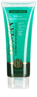 Xen-Tan Care peeling corporal  prolongador de bronzeado