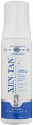 Xen-Tan Clean Collection espuma autobronzeadora  para corpo e rosto