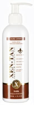Xen-Tan Dark leite autobronzeador para corpo e rosto
