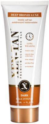 Xen-Tan Dark mleczko samoopalające do ciała i twarzy stopniowo uwalniający