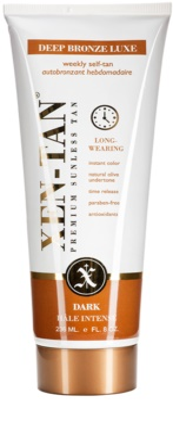 Xen-Tan Dark молочко для автозасмаги для тіла та обличчя з релаксуючим ефектом