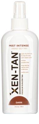 Xen-Tan Dark spray auto-bronzant pentru corp