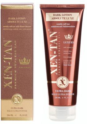 Xen-Tan Dark Selbstbräuner-Milch extra dunkel für Gesicht und Körper 2
