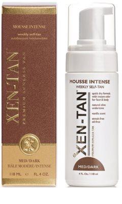 Xen-Tan Medium samoopalovací pěna na tělo a obličej 1