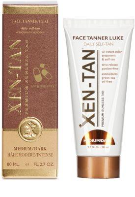 Xen-Tan Medium автобронзант крем за лице 1