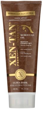 Xen-Tan The Ultimate Tan creama autobronceadora corporal y facial