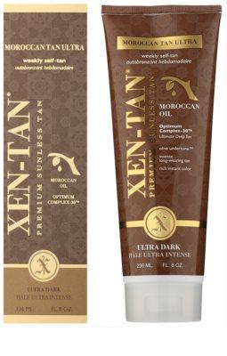 Xen-Tan The Ultimate Tan krem samoopalający do ciała i twarzy 1