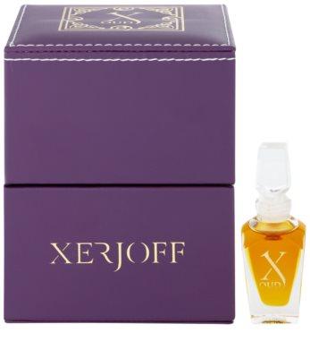 Xerjoff Mukhallat Black Sukar extracto de perfume unisex