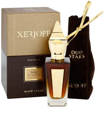 Xerjoff Oud Stars Fars parfumska voda uniseks 1