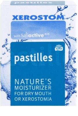 Xerostom SaliActive pastilky proti suchu v ústech a xerostomii 2