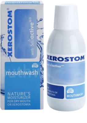 Xerostom SaliActive вода за уста против сухота в устата и ксеростомия 2