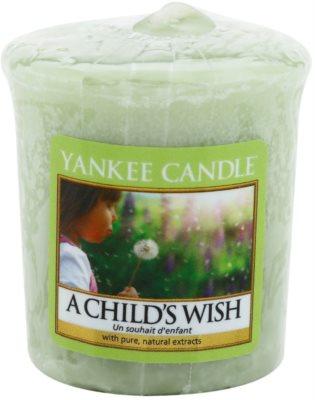 Yankee Candle A Child's Wish velas votivas
