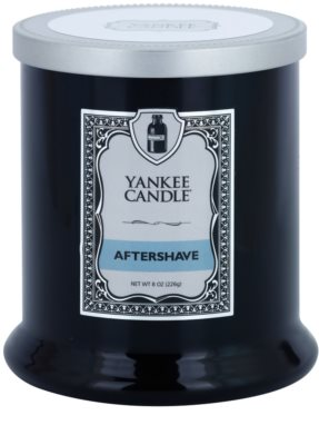 Yankee Candle Aftershave Duftkerze