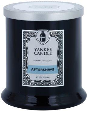Yankee Candle Aftershave vela perfumada