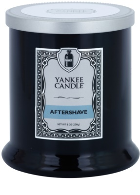 Yankee Candle Aftershave vela perfumado