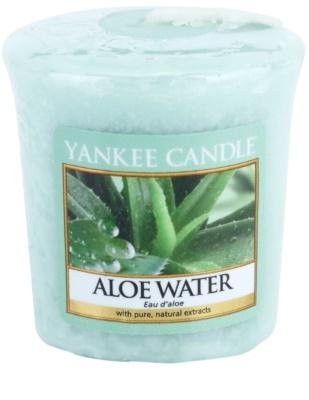 Yankee Candle Aloe Water lumânare votiv