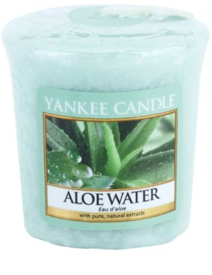 Yankee Candle Aloe Water votívna sviečka