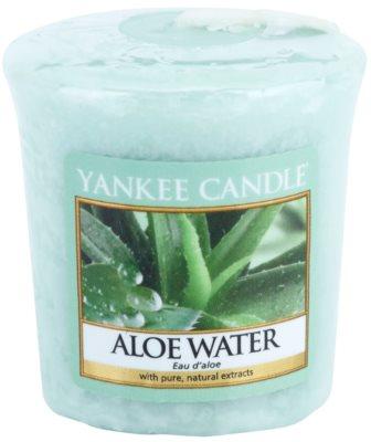 Yankee Candle Aloe Water votivní svíčka