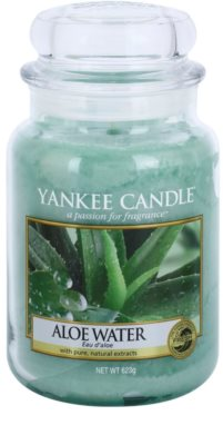 Yankee Candle Aloe Water Duftkerze   Classic groß